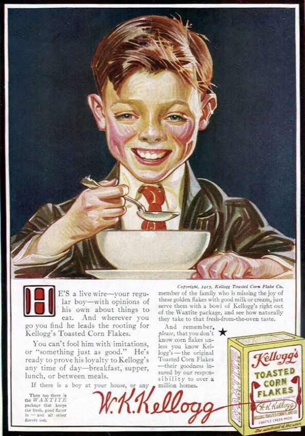 CLUB GIGGLE creepy-ads2 Top 24 Vintage Ads With Creepy Children....