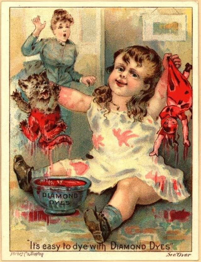 CLUB GIGGLE creepy-ads9 Top 24 Vintage Ads With Creepy Children....