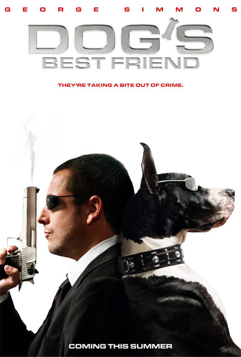 CLUB GIGGLE dogsbestfriend Top 36 Funny Fake Movie Posters....