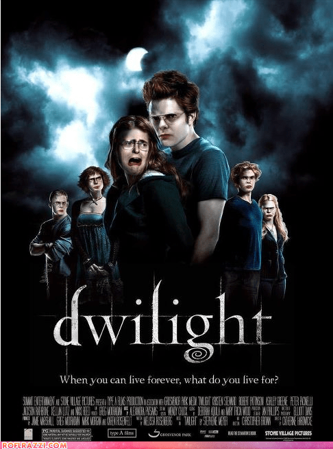 CLUB GIGGLE fact-dwilight-is-a-better-love-story-than-twilight Top 36 Funny Fake Movie Posters....