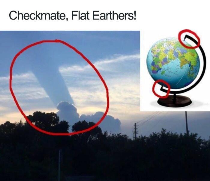 CLUB GIGGLE flat-earth-meme11 29 Hilarious Flat Earth Meme On The Internet...