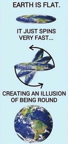 CLUB GIGGLE flat-earth-meme26 29 Hilarious Flat Earth Meme On The Internet...