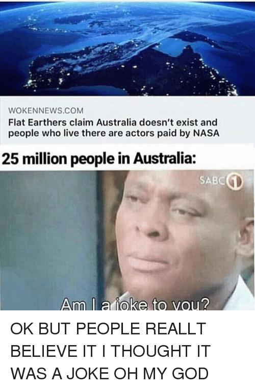 CLUB GIGGLE flat-earth-meme41 29 Hilarious Flat Earth Meme On The Internet...
