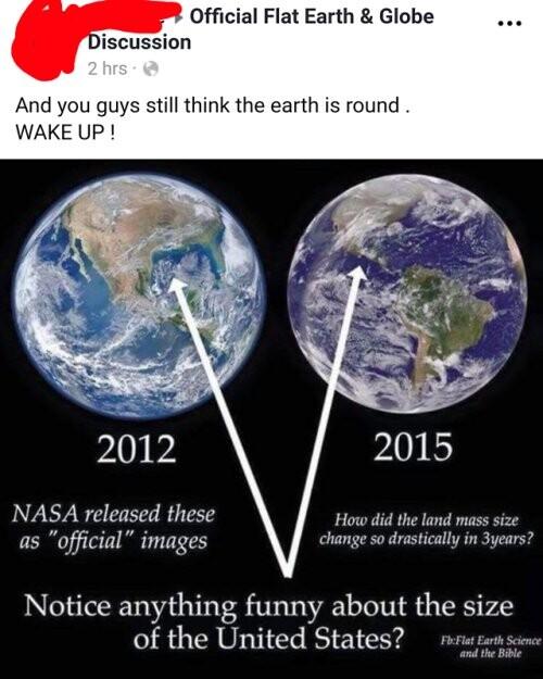 CLUB GIGGLE flat-earth-meme6 29 Hilarious Flat Earth Meme On The Internet...