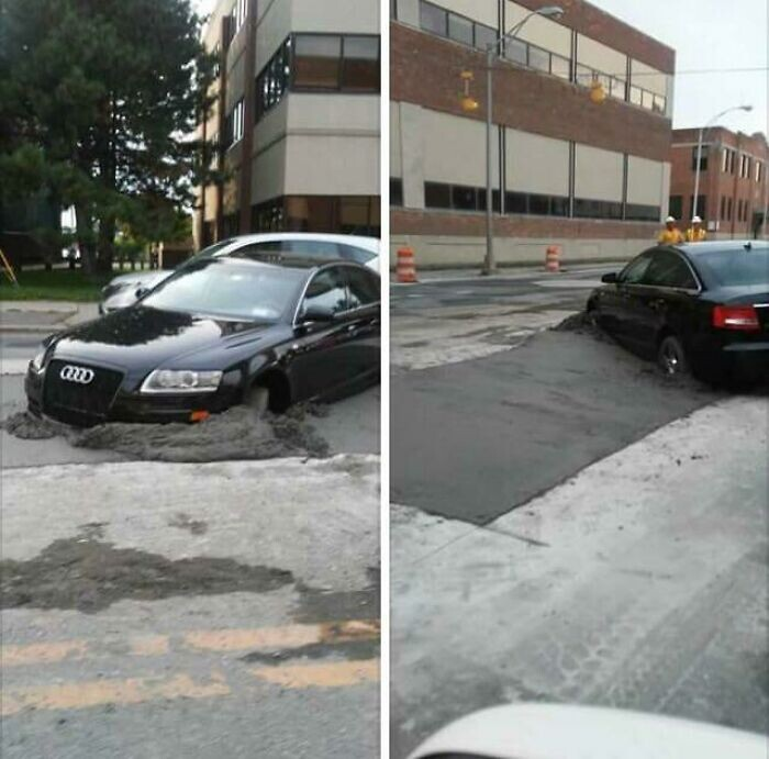 CLUB GIGGLE funny45 35 Times The Universe Showed  It Hates Car Owners...