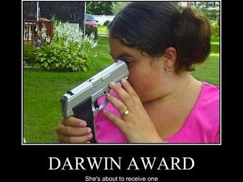 """CLUB GIGGLE hqdefault-1 Top Answer Still On The Board... Show Us """"Darwin Awards!""""30 Pics"""