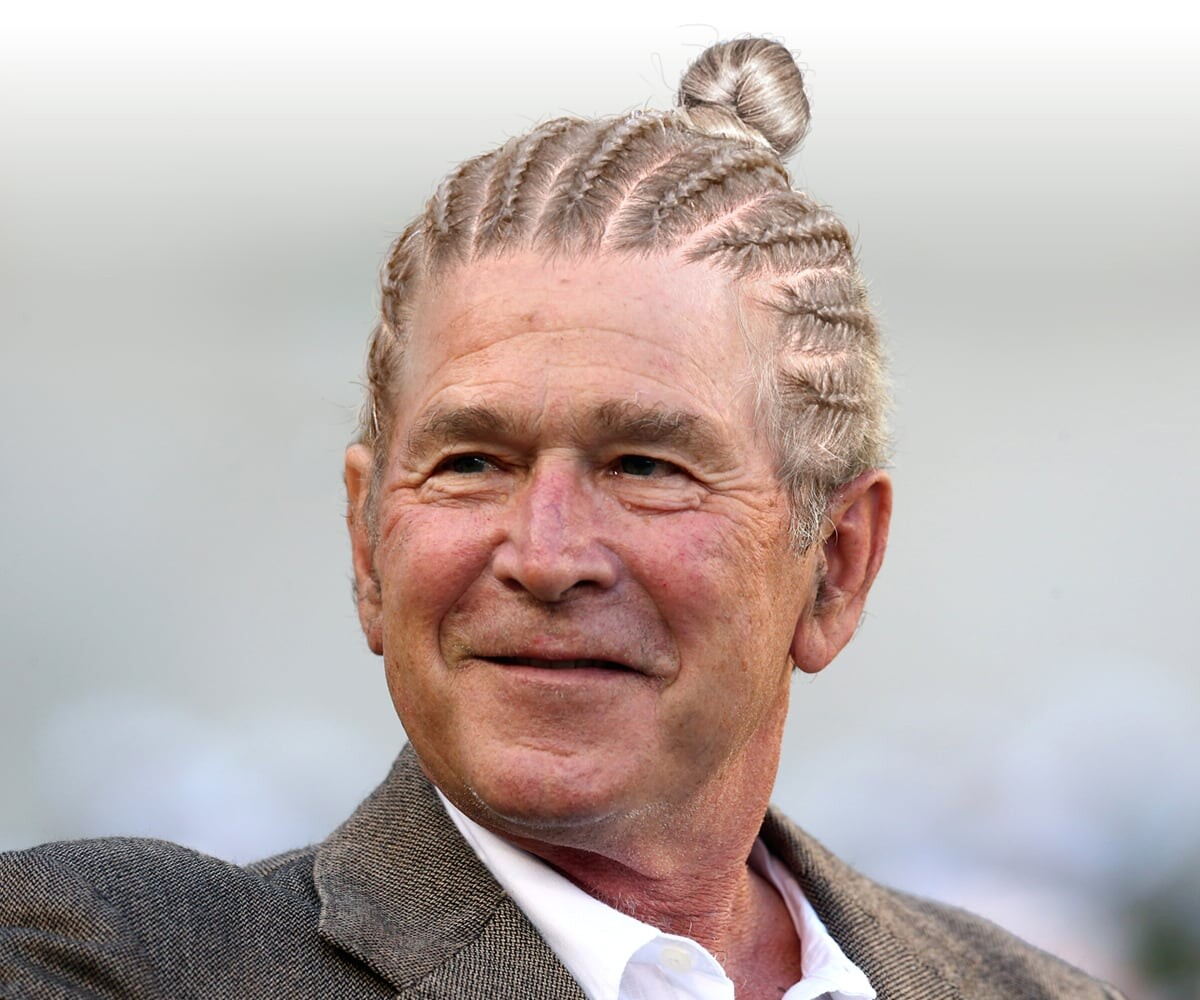 CLUB GIGGLE man-bun5 If Politicians Had Man Buns 20 Pics..