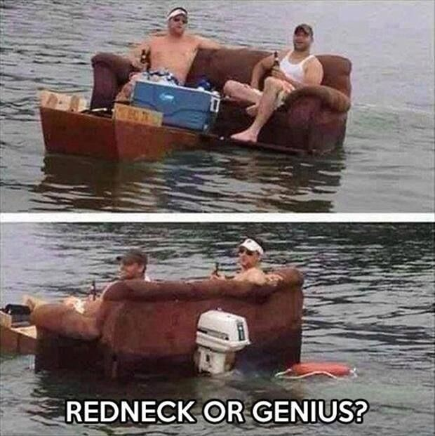 CLUB GIGGLE redneck-solution6 35 Funny Pictures If Rednecks Ruled The World....