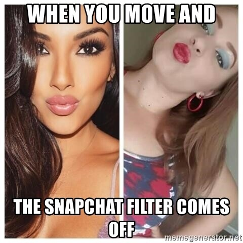 CLUB GIGGLE snapchat-filter-off5 Filter Filter On The Wall...Who Is Lying Most Of All..... 20 Pics...