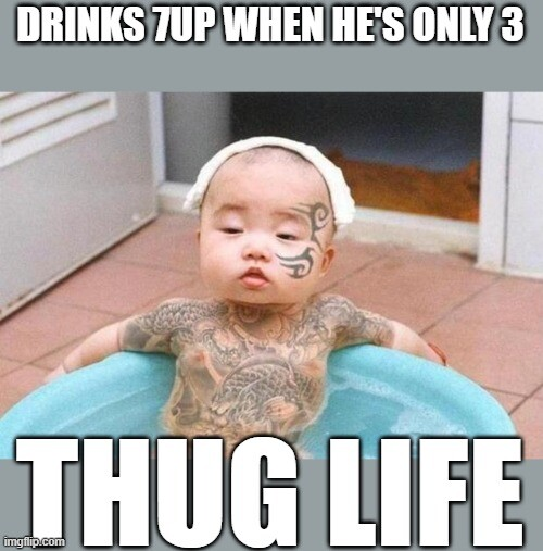 CLUB GIGGLE thuglife1 25 Best Thug Life Memes On the Net....
