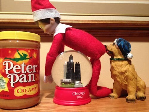 CLUB GIGGLE 08 Top 15 Funny and Inappropriate Elf on Shelf Memes