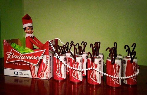 CLUB GIGGLE 10 Top 15 Funny and Inappropriate Elf on Shelf Memes