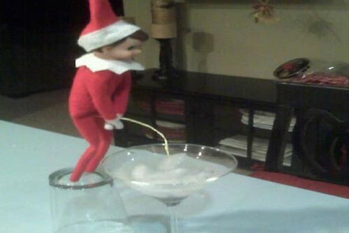 CLUB GIGGLE 11 Top 15 Funny and Inappropriate Elf on Shelf Memes