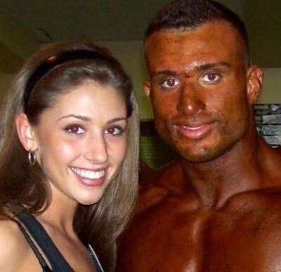 CLUB GIGGLE 1251030638065 Top 20 Spray Tan Fails That Will Give You Nightmares