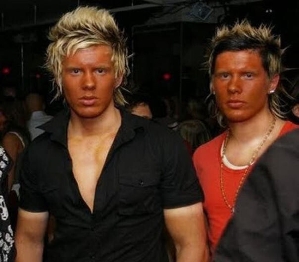 CLUB GIGGLE 70fa1c43078fa6c547f26dca119051f0 Top 20 Spray Tan Fails That Will Give You Nightmares