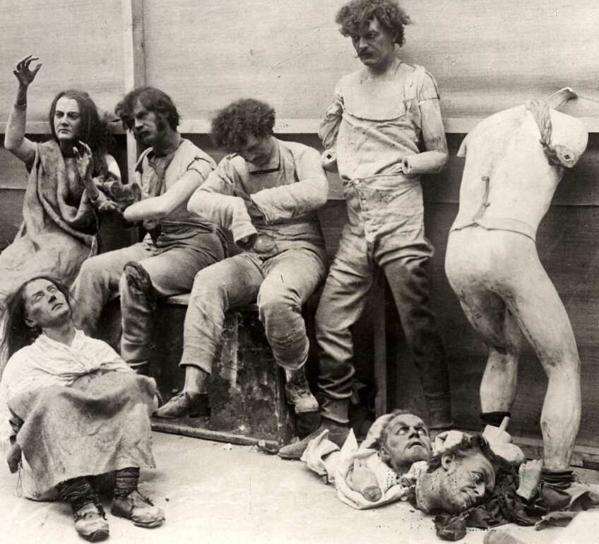 CLUB GIGGLE 73 22 Creepiest Photos You Will Ever See On The Internet....