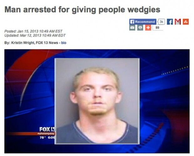 CLUB GIGGLE florida-man4 FLORIDA MAN IN HEADLINES 25 TIMES AGAIN.. RUNNING AMOK AS ONLY HE CAN.......