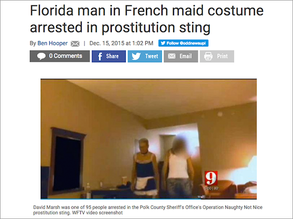 CLUB GIGGLE florida-man7 FLORIDA MAN IN HEADLINES 25 TIMES AGAIN.. RUNNING AMOK AS ONLY HE CAN.......
