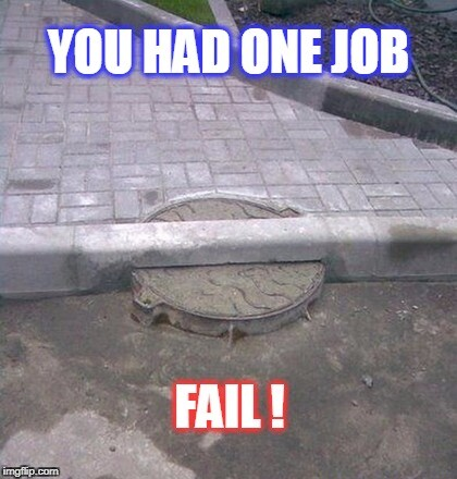 CLUB GIGGLE funny-pic13 28 People That Had One Job And Failed..
