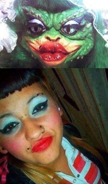 CLUB GIGGLE hilarious-makeup-fails11 30 Hilarious Makeup Fails...