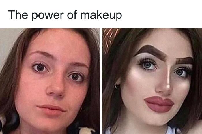CLUB GIGGLE hilarious-makeup-fails23 30 Hilarious Makeup Fails...