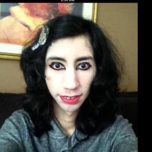 CLUB GIGGLE makeup-fail-7 30 Hilarious Makeup Fails...