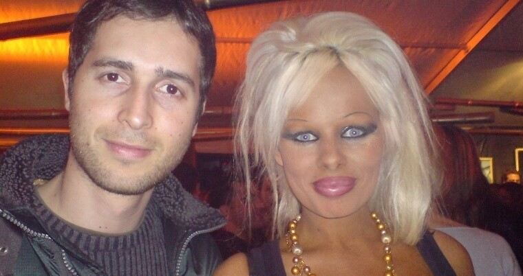 CLUB GIGGLE tanning-fail Top 20 Spray Tan Fails That Will Give You Nightmares