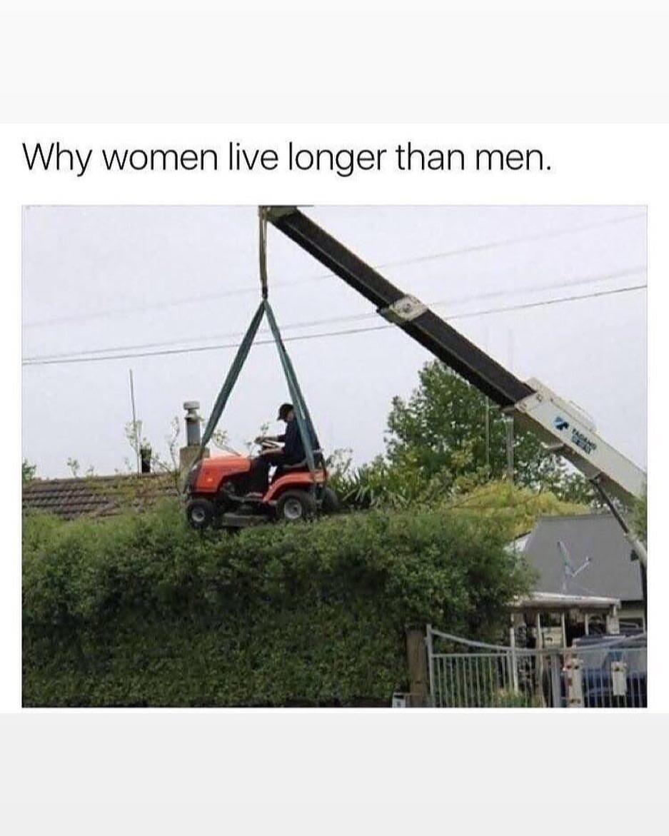 CLUB GIGGLE 49816079_318760518753229_7108462812834055925_n-3680929816 50 Reasons Why Women Live longer Then Men