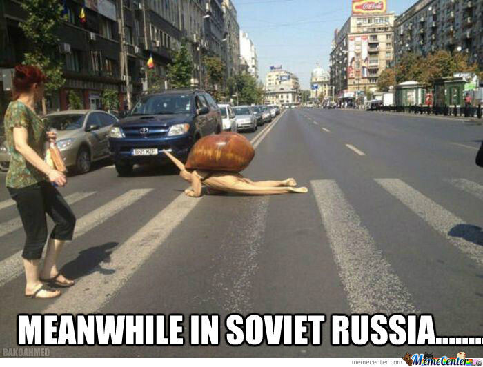 CLUB GIGGLE MEANWHILE-IN-RUSSIA Meanwhile in Mother Russia 47 Pics...