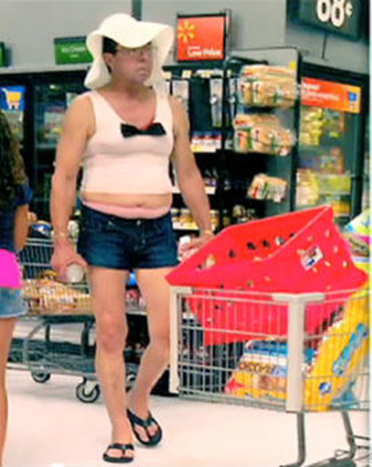 CLUB GIGGLE People-of-Walmart1 29 Funny Pictures Of Wal Martians...