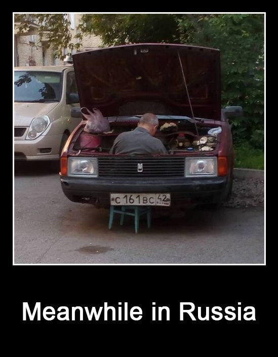 CLUB GIGGLE fc7f8177ada5020d3d1c64832a4dba48 Meanwhile in Mother Russia 47 Pics...