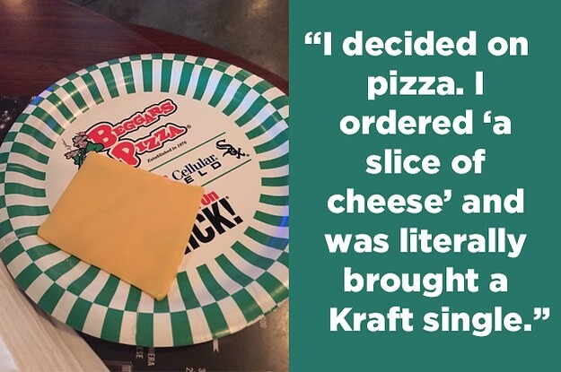 CLUB GIGGLE funny-order-fails 17 Food Orders That Were Terribly Misunderstood