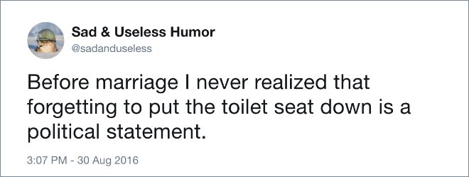 CLUB GIGGLE funny-tweets56 Top 45 Hilarious Marriage Tweets
