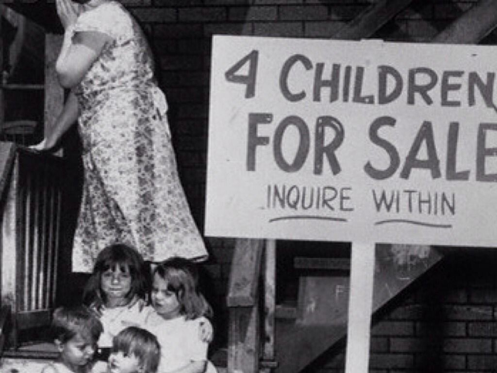 CLUB GIGGLE great-depression 27 Haunting Photos Of  America  During The Great Depression