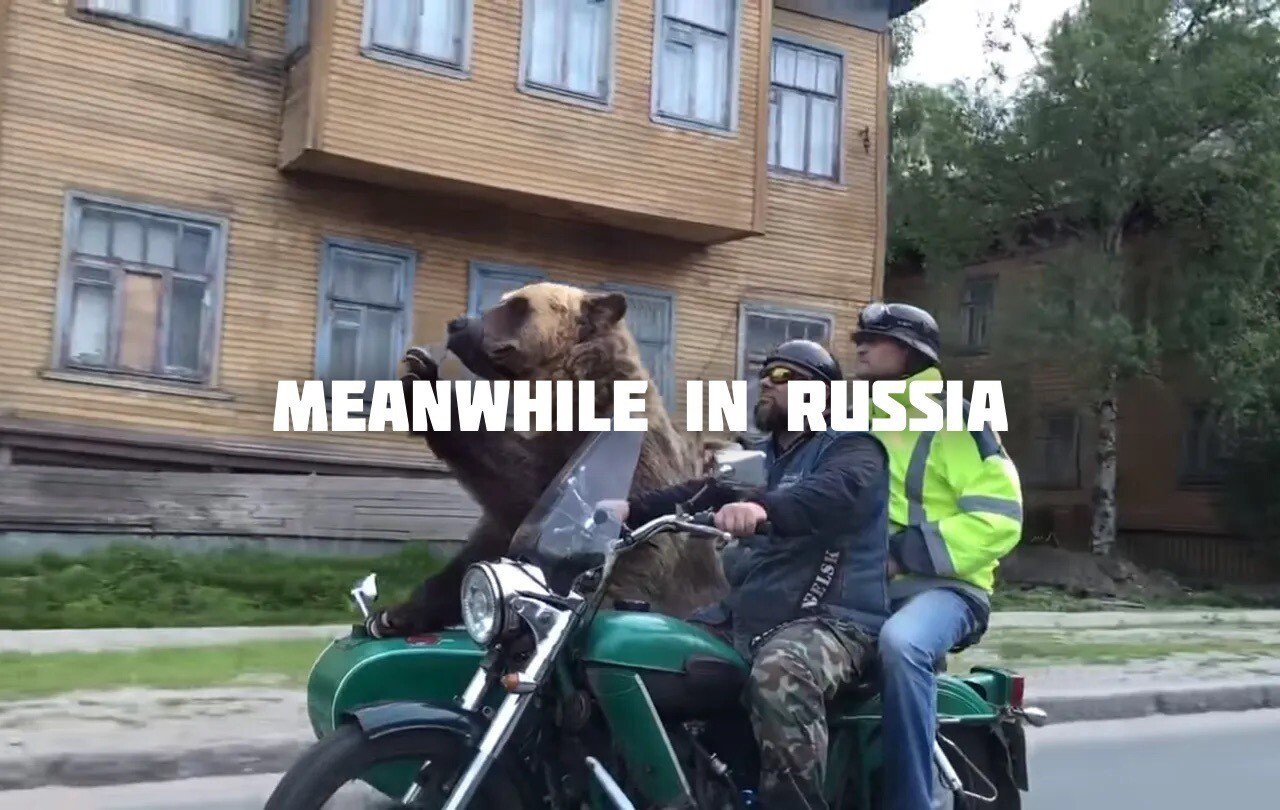 CLUB GIGGLE meanwhileinrussia Meanwhile in Mother Russia 47 Pics...