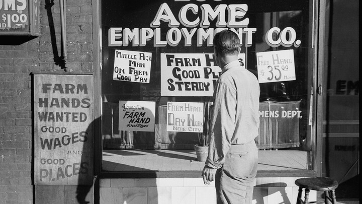 CLUB GIGGLE original 27 Haunting Photos Of  America  During The Great Depression