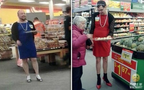 CLUB GIGGLE people-walmart-3 30 Wild Walmartians That'll Make You Feel Better About Your Life Choices