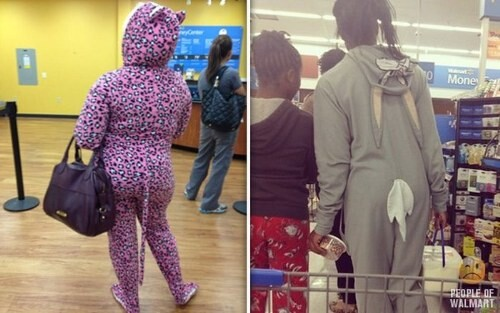 CLUB GIGGLE people-walmart-5 30 Wild Walmartians That'll Make You Feel Better About Your Life Choices