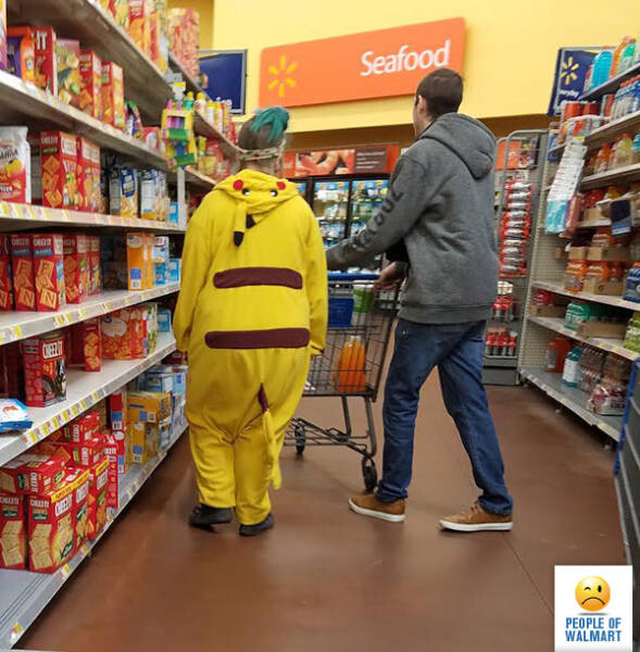 CLUB GIGGLE people_of_walmart_never_disappoint_640_03 29 Funny Pictures Of Wal Martians...