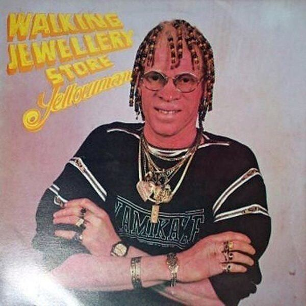 CLUB GIGGLE yellowman-bad-album-covers 33 Worst Album Covers Of All Time