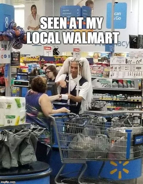 CLUB GIGGLE 1 30 Meanwhile In Walmart Pics That Will Blow Your Mind