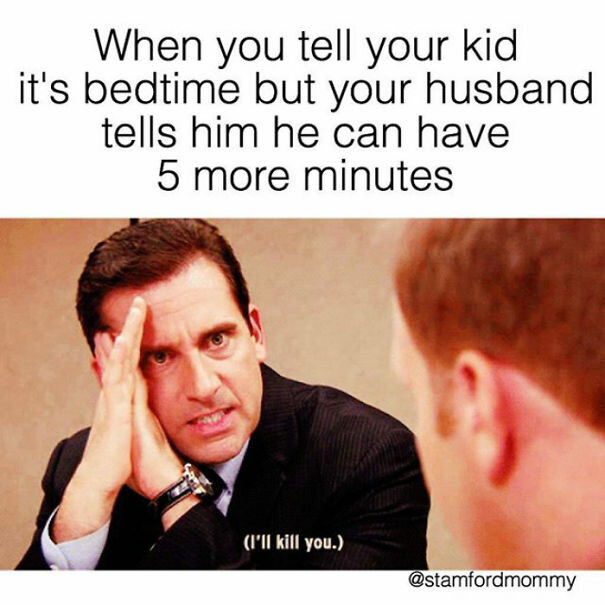 CLUB GIGGLE 12-3 35 Funy Parenting Memes That Prove Parenting Is Challenging