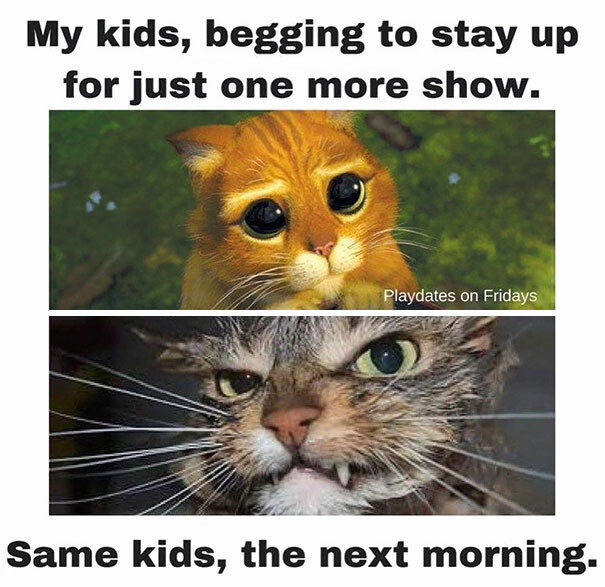 CLUB GIGGLE 15-4 35 Funy Parenting Memes That Prove Parenting Is Challenging