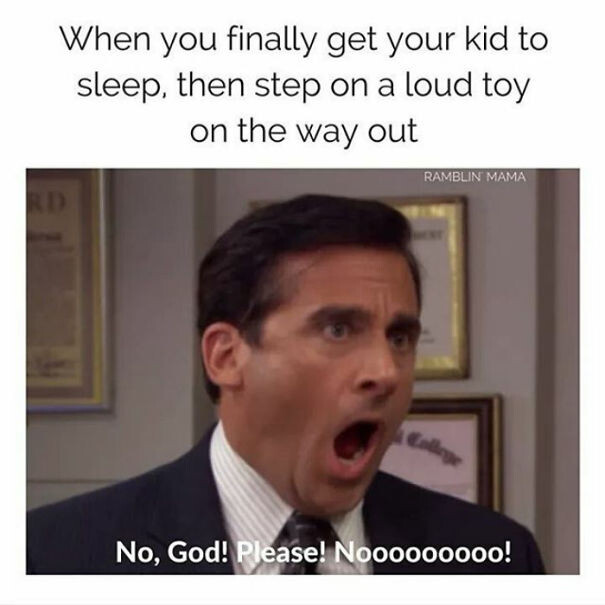 CLUB GIGGLE 21-1 35 Funy Parenting Memes That Prove Parenting Is Challenging