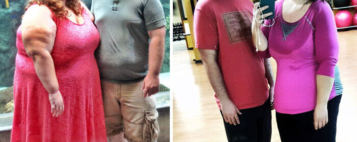 CLUB GIGGLE 22-700x280 18 Before And After Real Weight Loss Pictures
