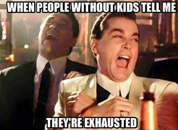 CLUB GIGGLE 38 35 Funy Parenting Memes That Prove Parenting Is Challenging