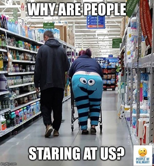 CLUB GIGGLE 4 30 Meanwhile In Walmart Pics That Will Blow Your Mind