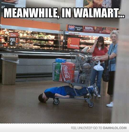 CLUB GIGGLE 8 30 Meanwhile In Walmart Pics That Will Blow Your Mind