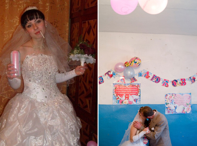 CLUB GIGGLE funny-russian-wedding13 24 Funny, Awkward Creepy Wedding Photos From The Land Of Russia