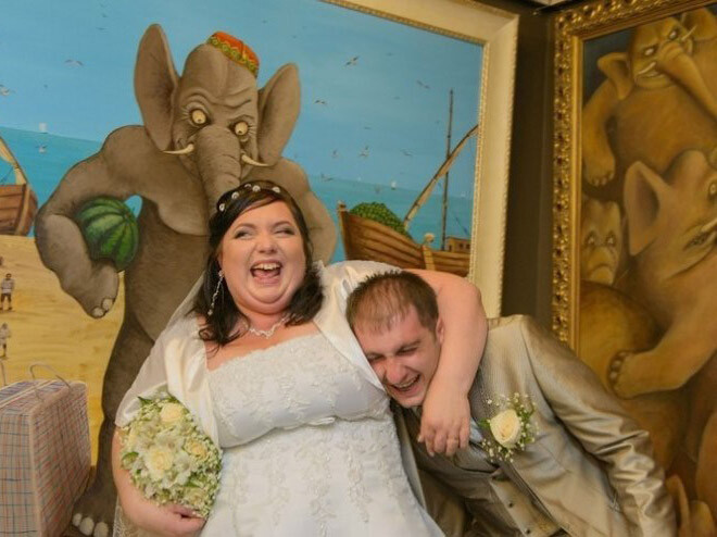 CLUB GIGGLE funny-russian-wedding15 24 Funny, Awkward Creepy Wedding Photos From The Land Of Russia
